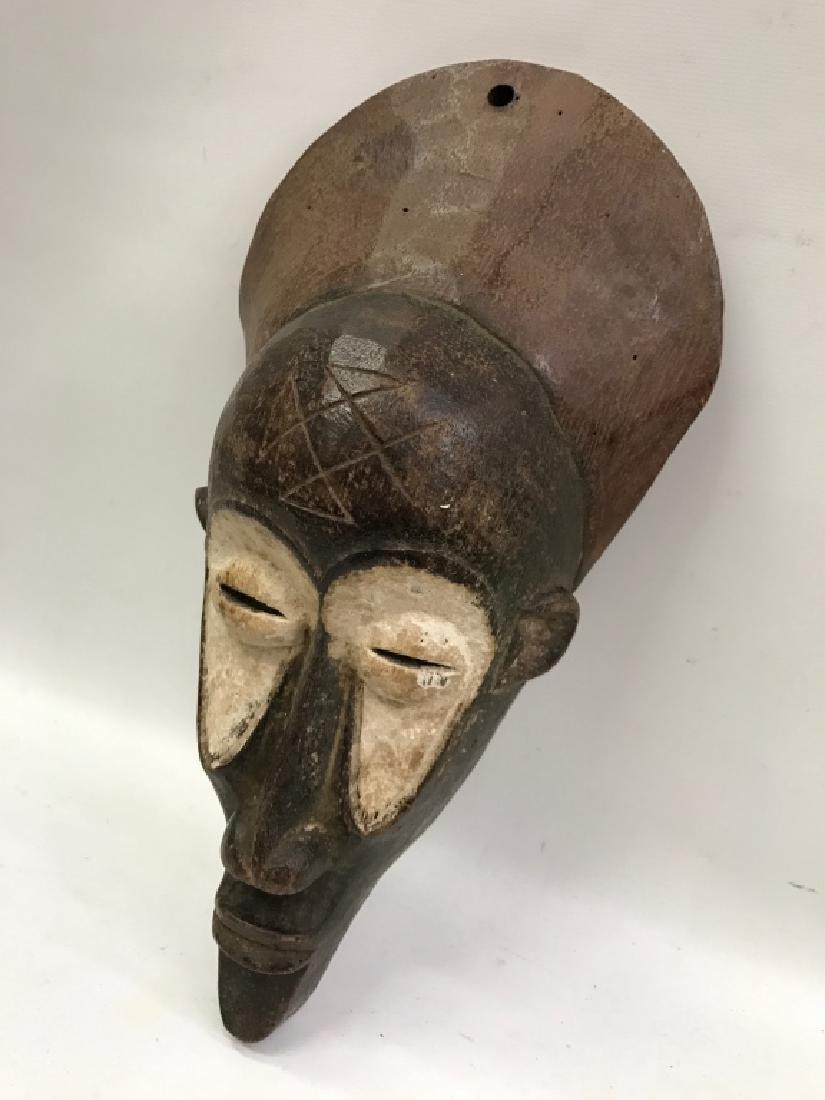 African Art Chokwe Mask, DRC - 2