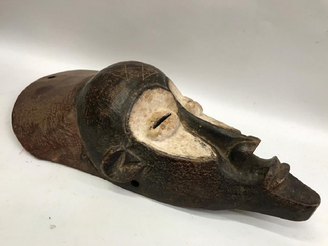 African Art Chokwe Mask, DRC - 4