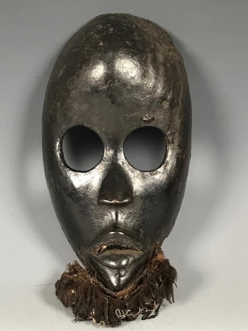 African Art Dan Mask, Liberia