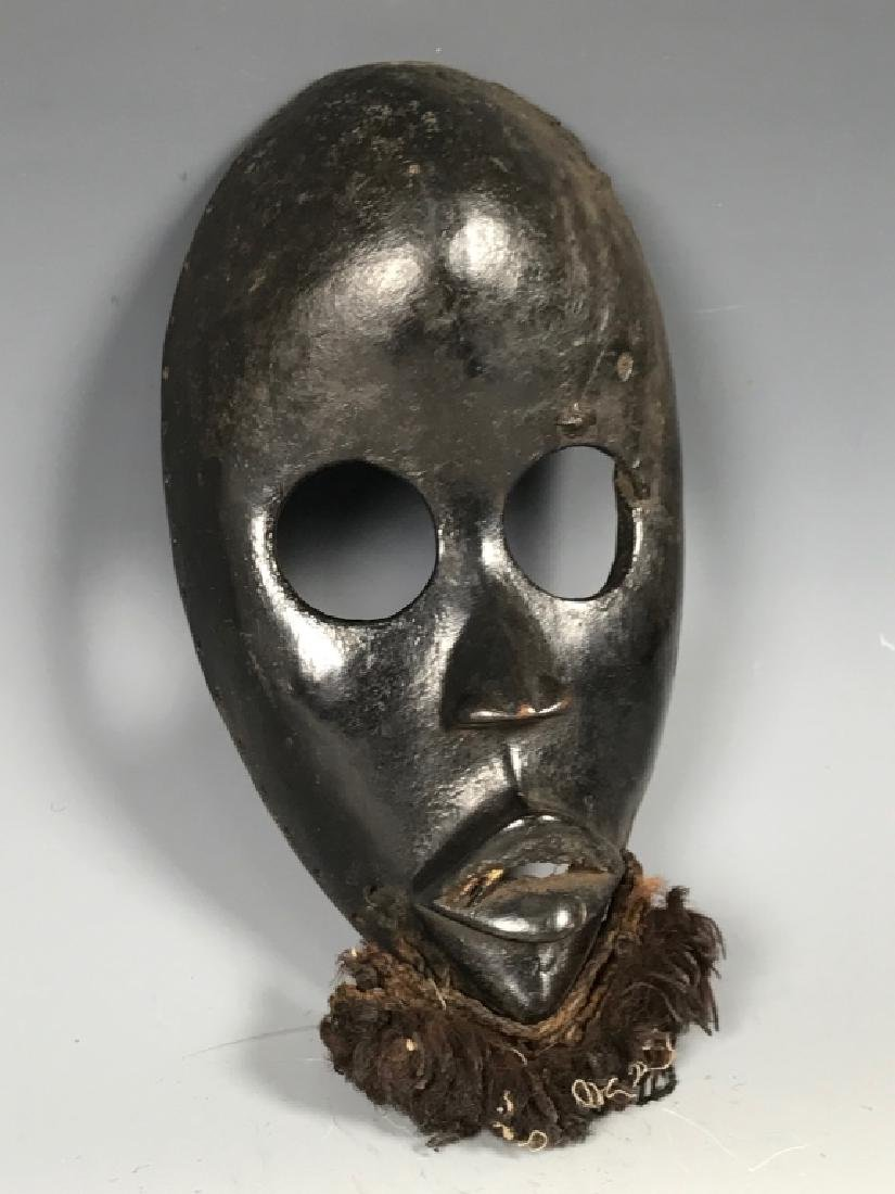African Art Dan Mask, Liberia - 2