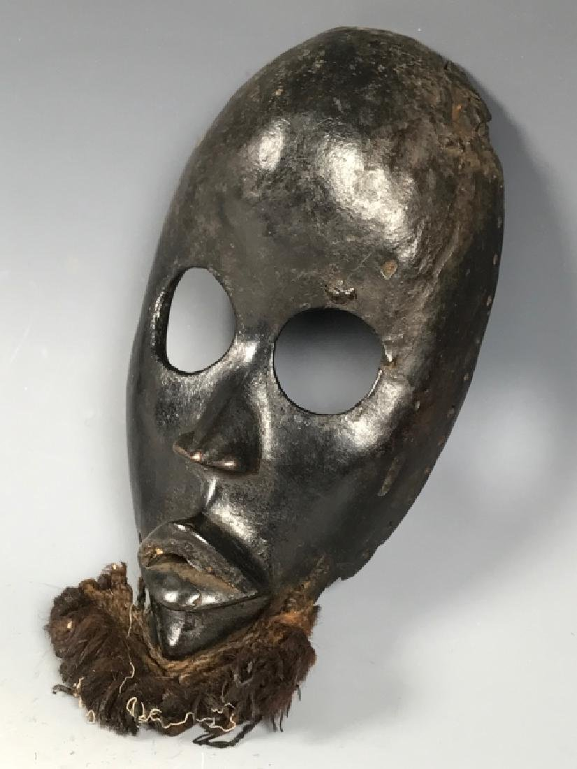 African Art Dan Mask, Liberia - 3