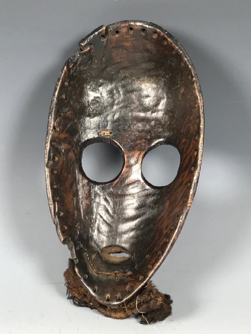 African Art Dan Mask, Liberia - 5