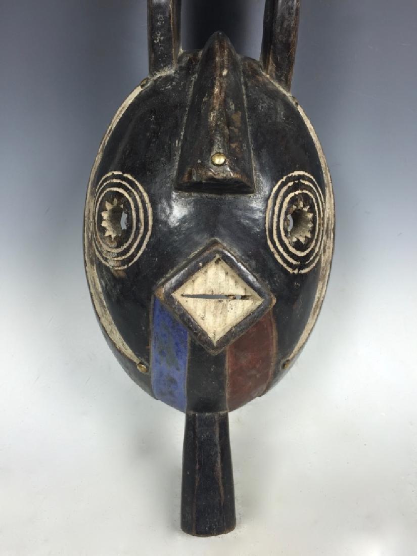 African Art Bobo Mask, Bur Kina Faso - 2