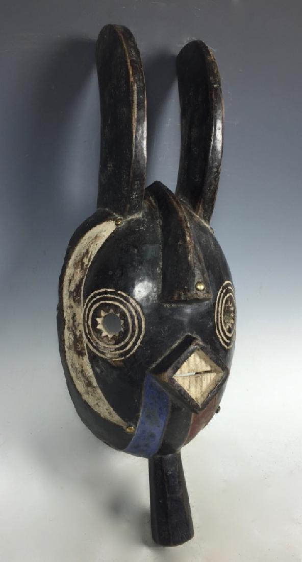African Art Bobo Mask, Bur Kina Faso - 3