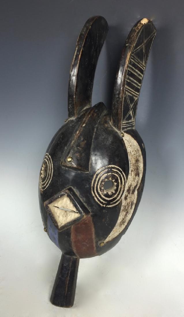 African Art Bobo Mask, Bur Kina Faso - 4