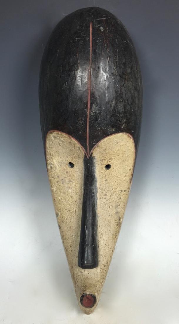 African Art Fang Mask, Gabon