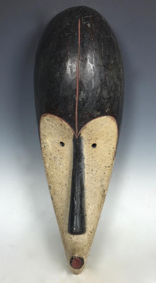 African Art Fang Mask, Gabon