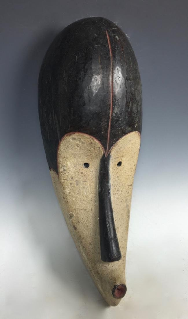 African Art Fang Mask, Gabon - 2