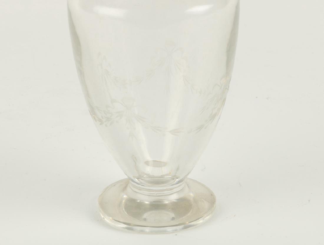 Clear Glass Jar - 3
