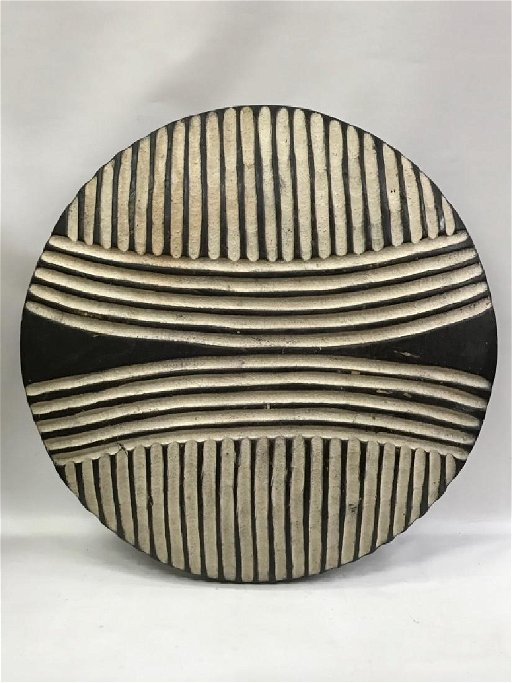 African Art Zulu Shield, South Africa