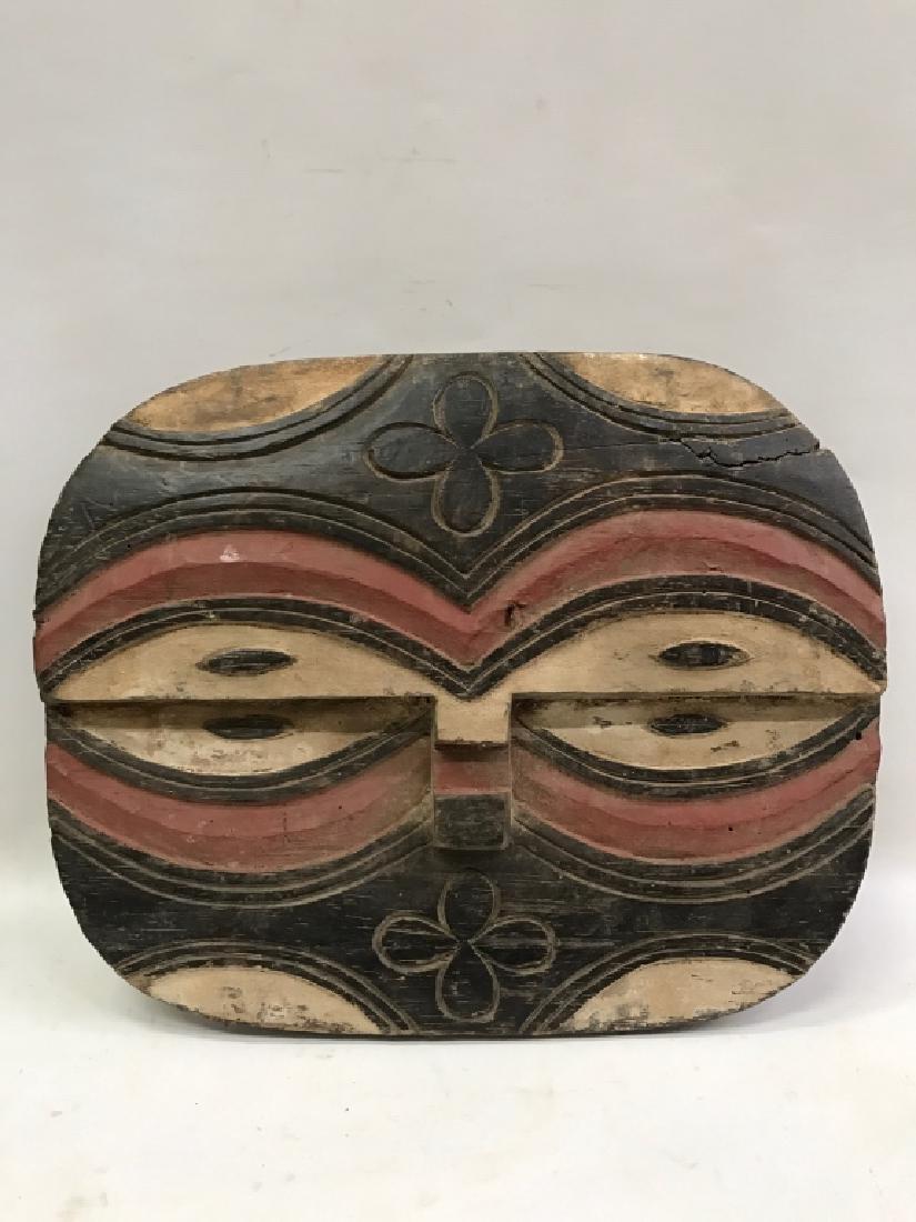 African Art Teke Mask, Congo - 2