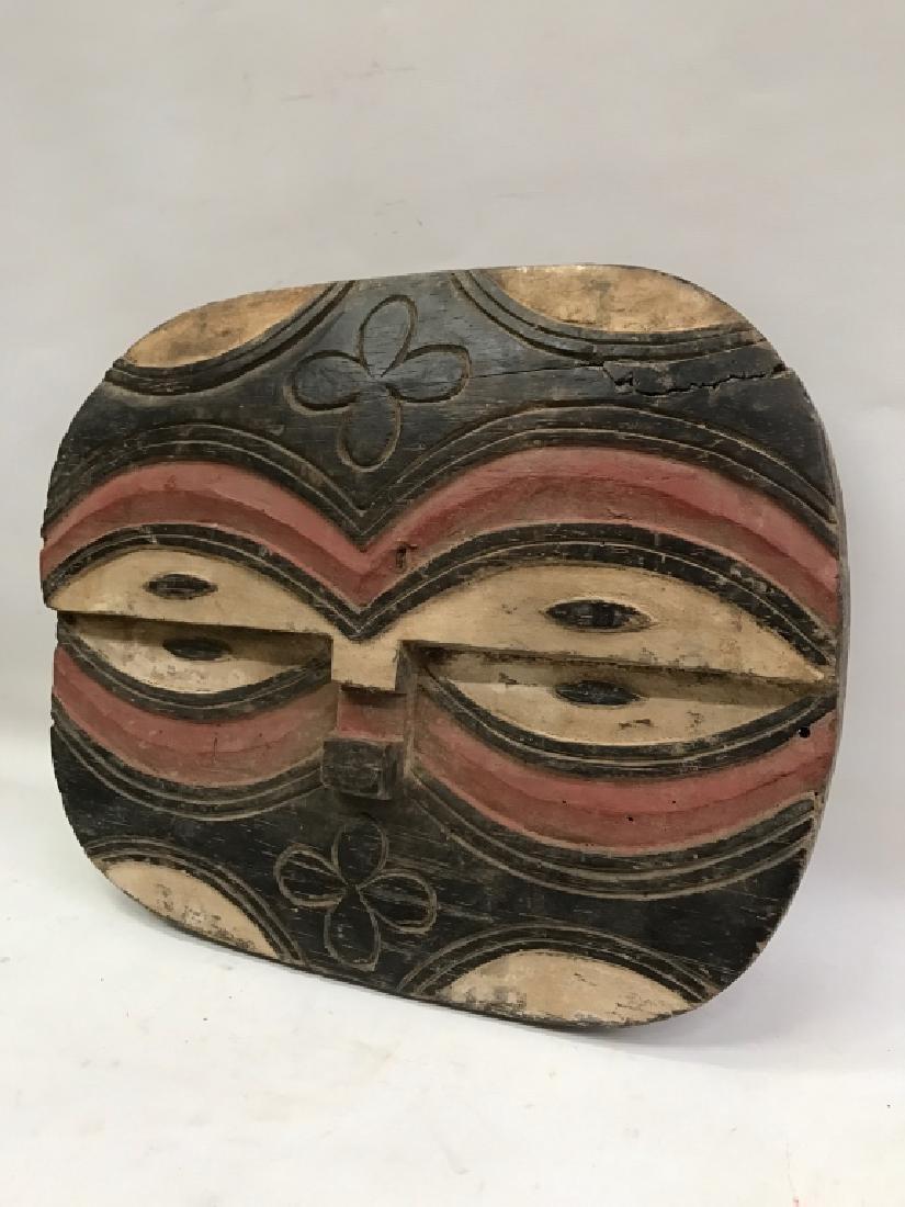 African Art Teke Mask, Congo - 4