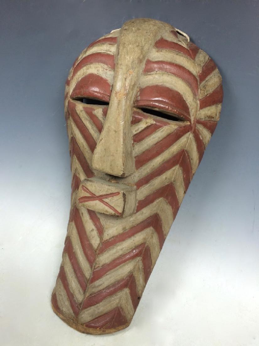 African Art Songye mask, Congo - 2