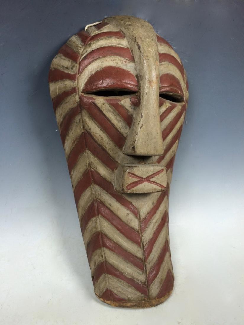 African Art Songye mask, Congo - 3