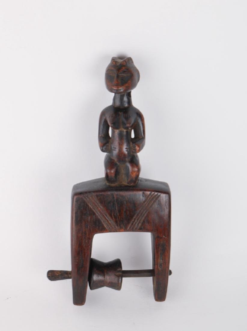 African Art Pulley