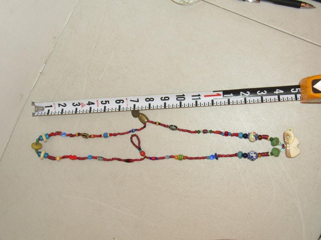 Vintage Kaniatobe Fetish Necklace - 10