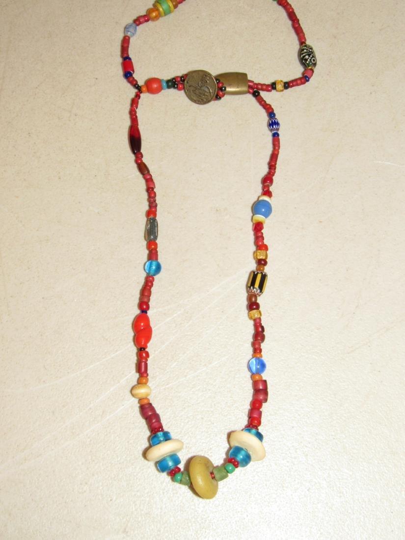 Vintage Kaniatobe Fetish Necklace - 4