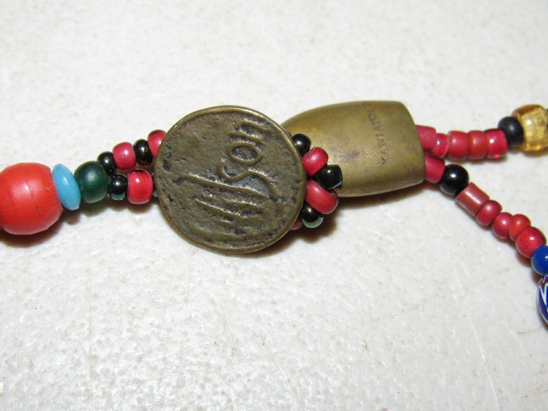 Vintage Kaniatobe Fetish Necklace - 5