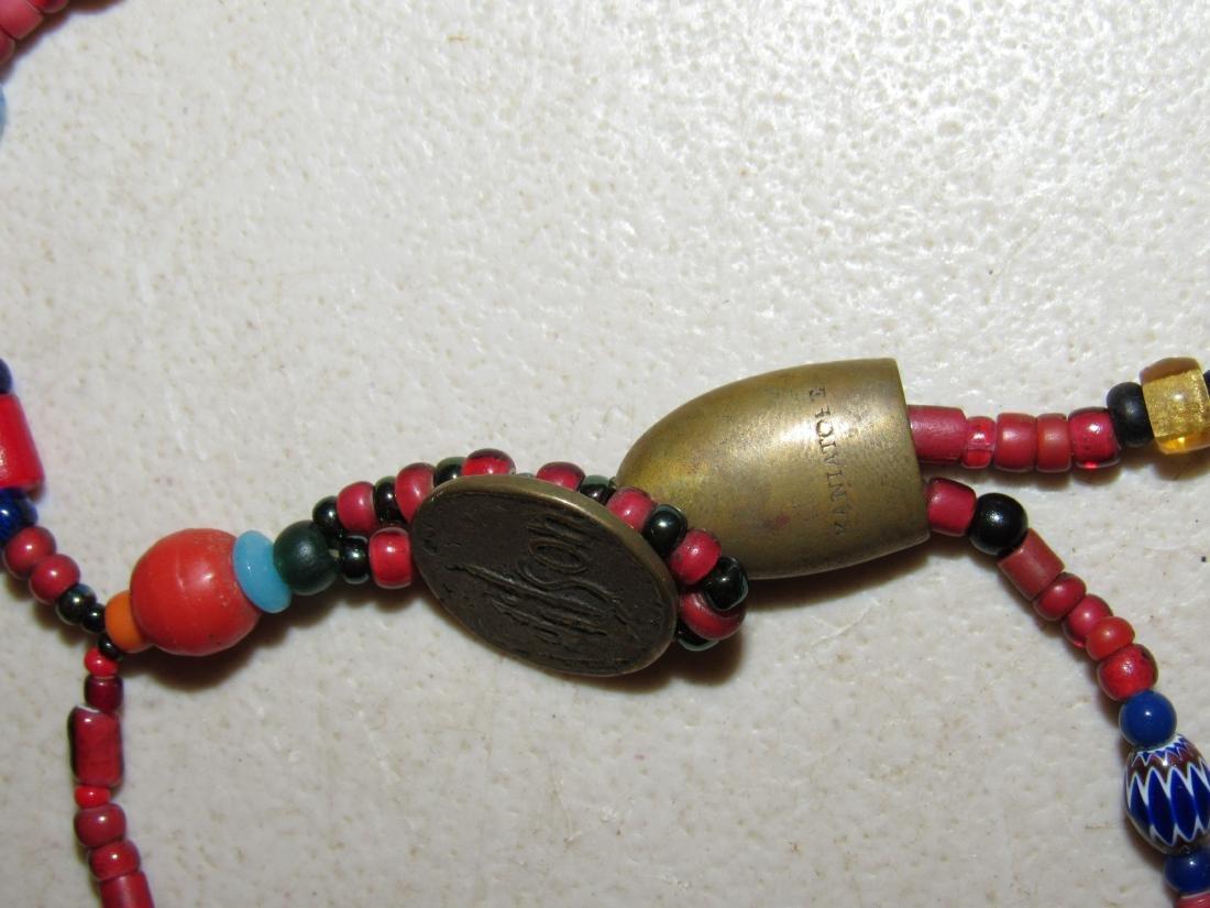 Vintage Kaniatobe Fetish Necklace - 6