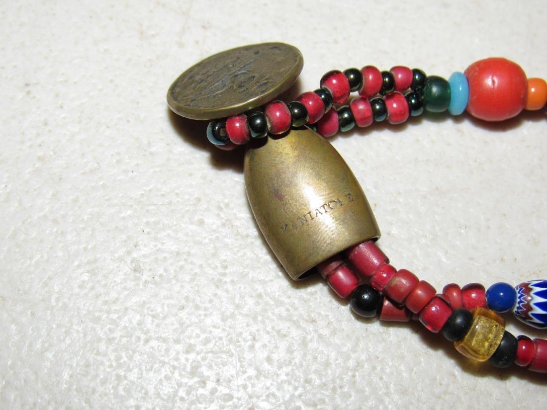 Vintage Kaniatobe Fetish Necklace - 7