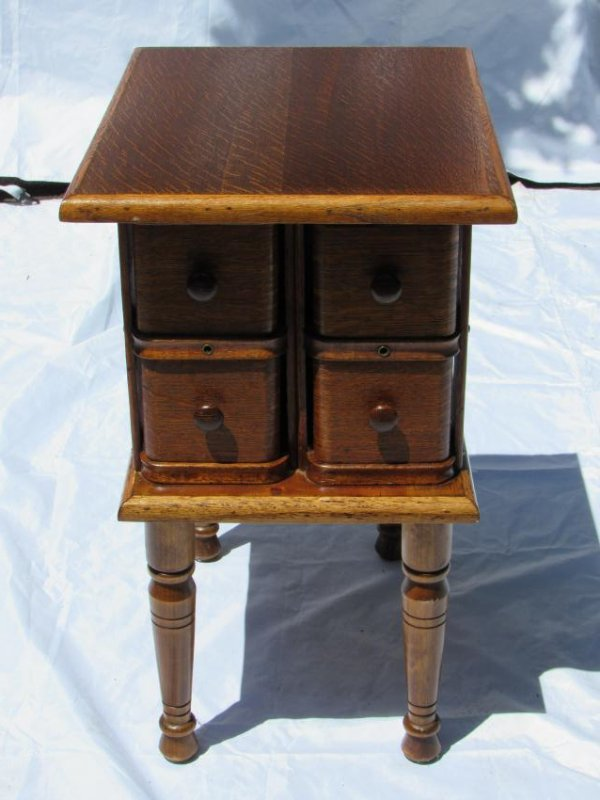 Sewing Machine Drawer Table