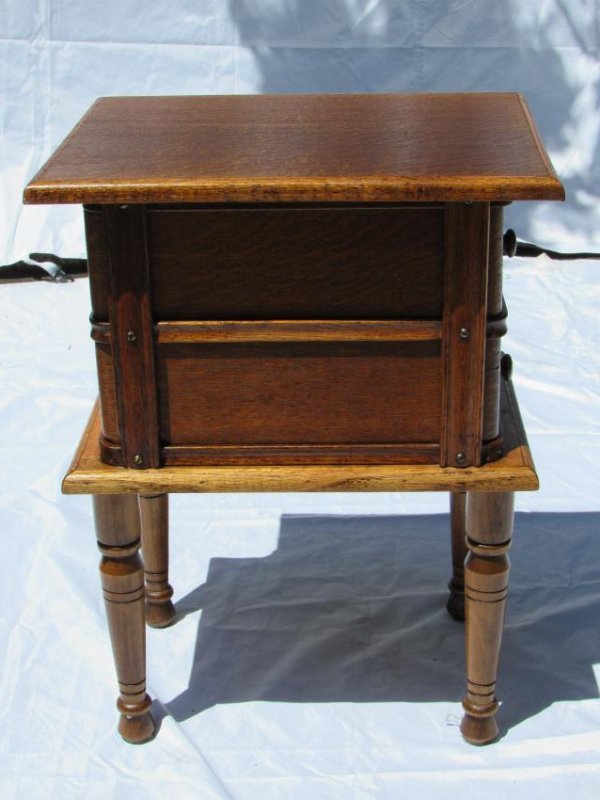 Sewing Machine Drawer Table - 4
