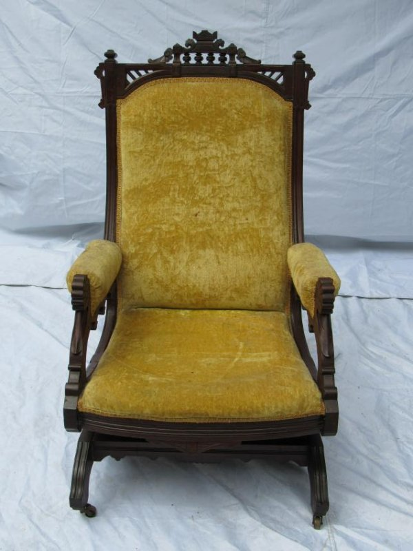 Eastlake Rocking Chair
