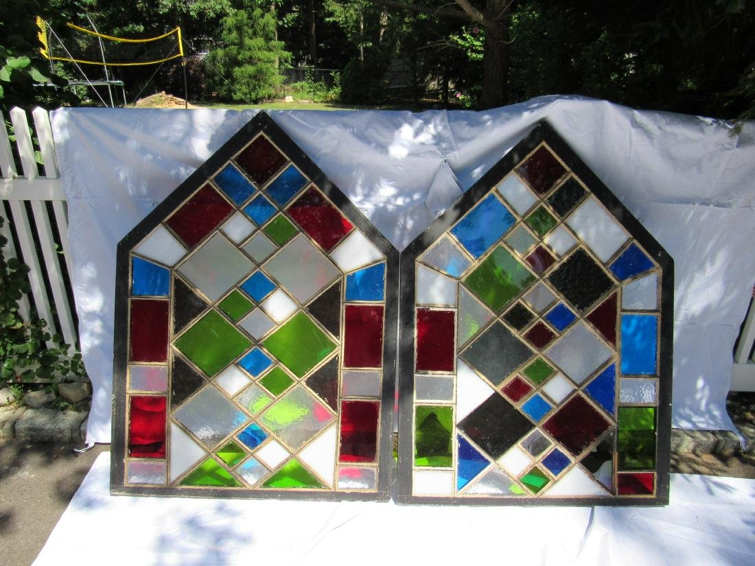House Shape Windows - 5
