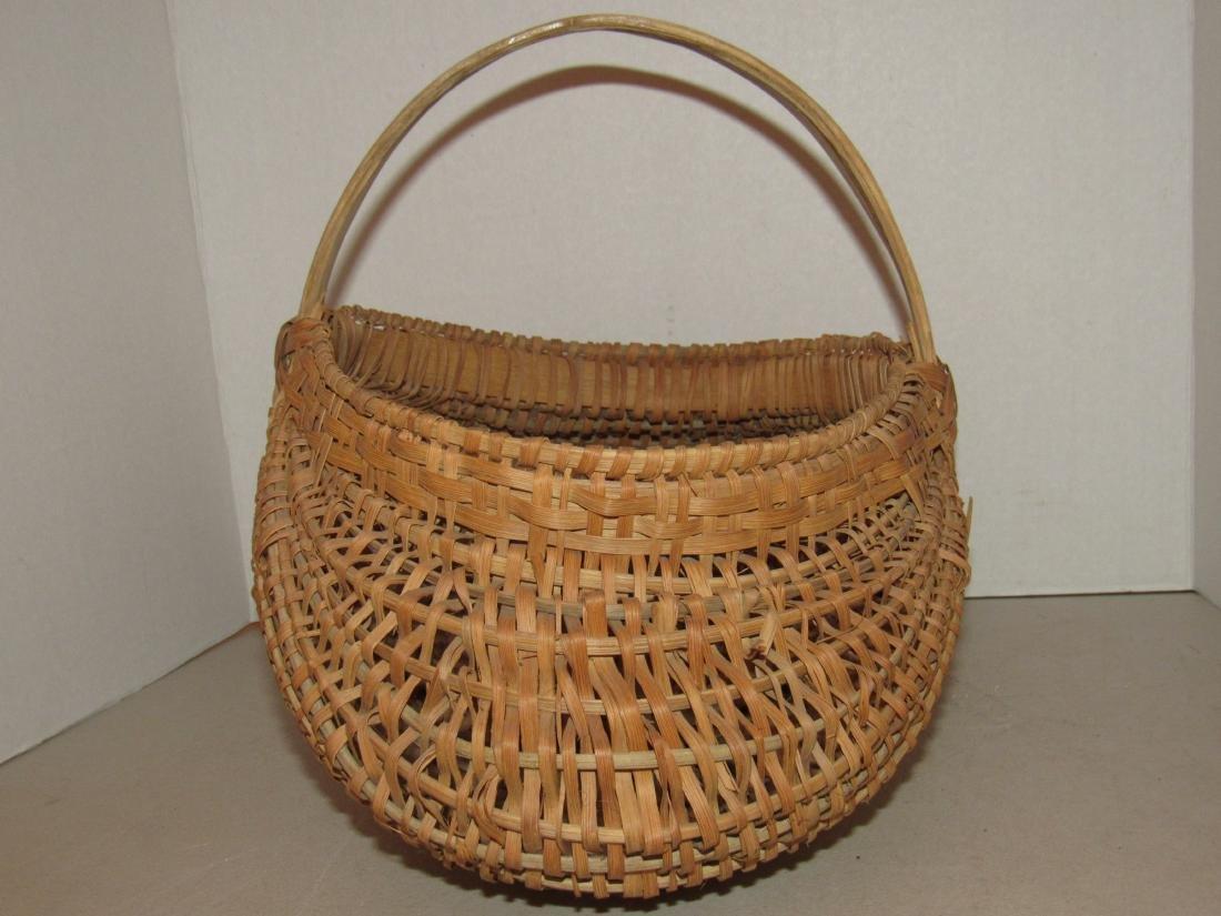 Large Gathering Butt Basket - 2