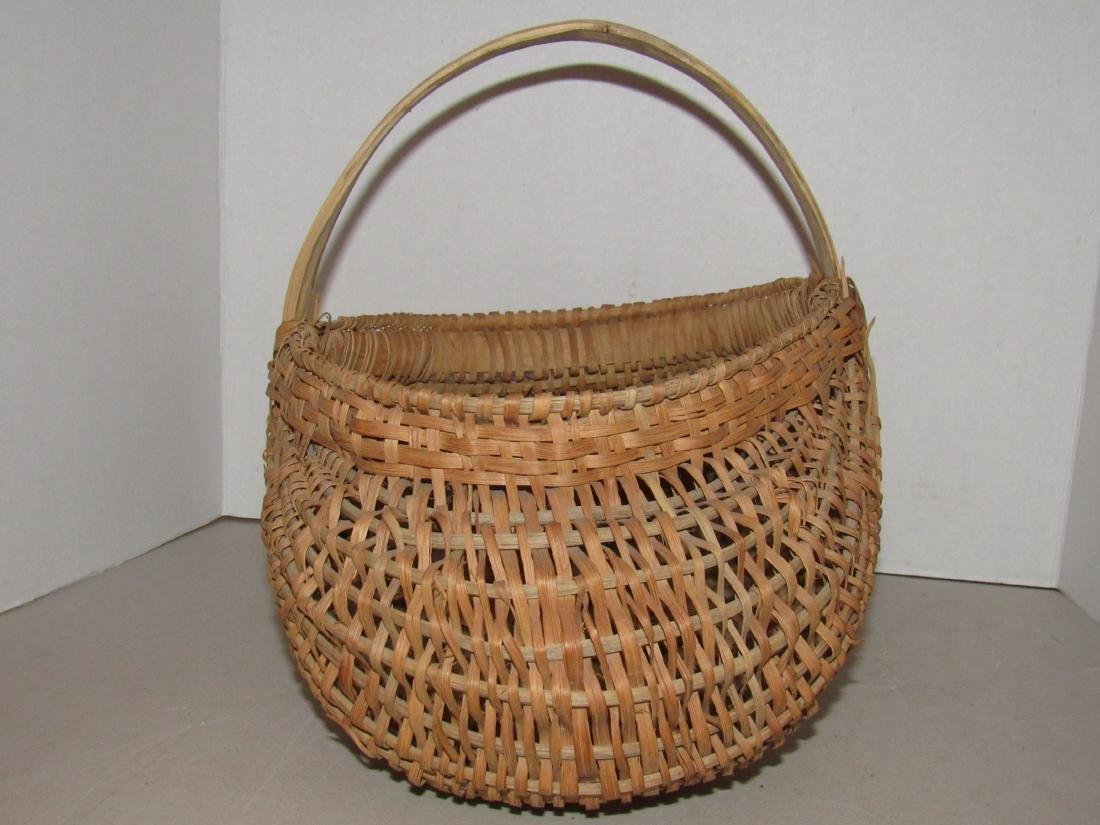 Large Gathering Butt Basket - 4