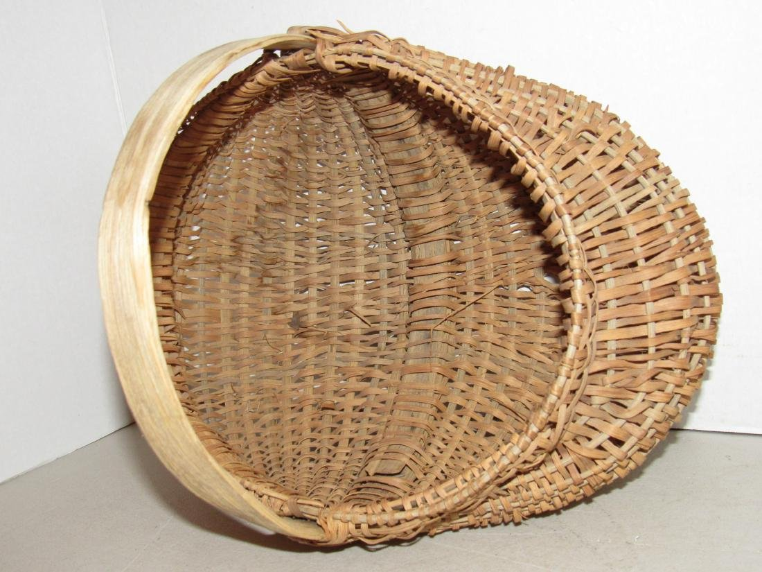 Large Gathering Butt Basket - 6