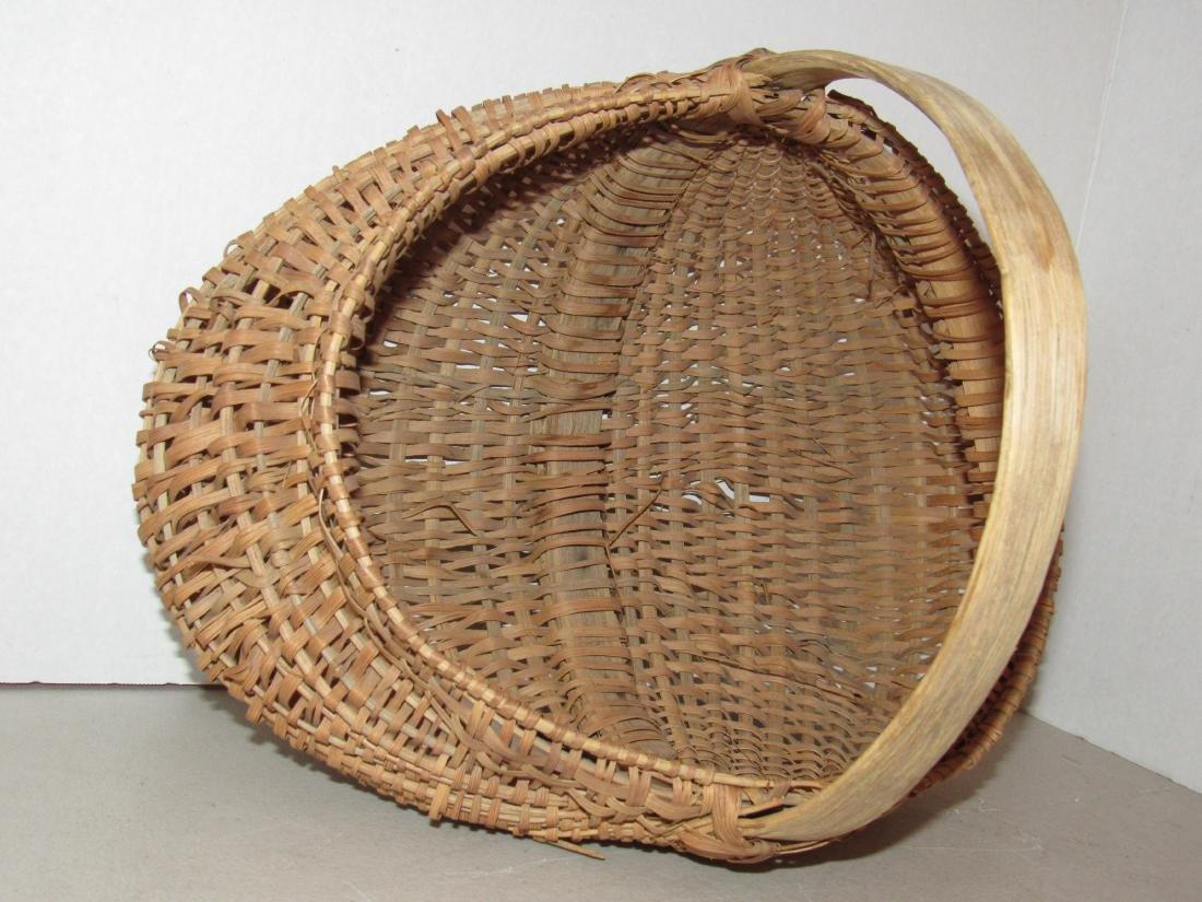 Large Gathering Butt Basket - 7