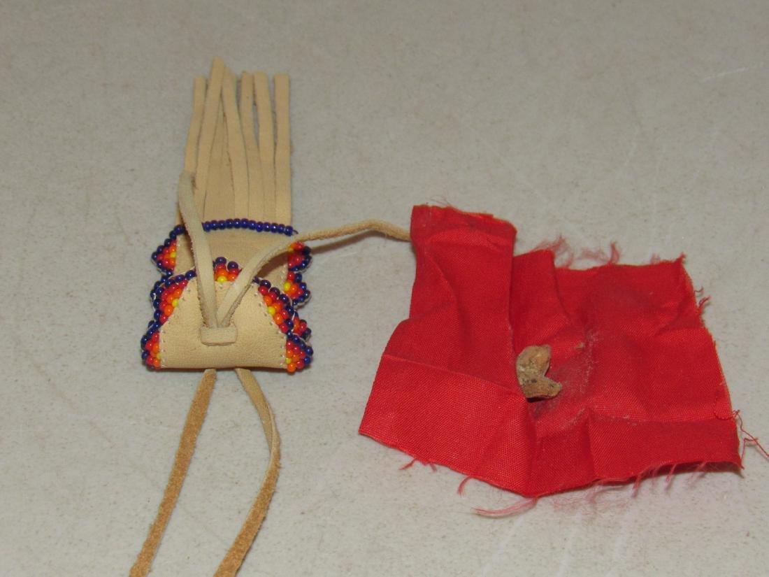 Native American Medicine Man Necklace - 3