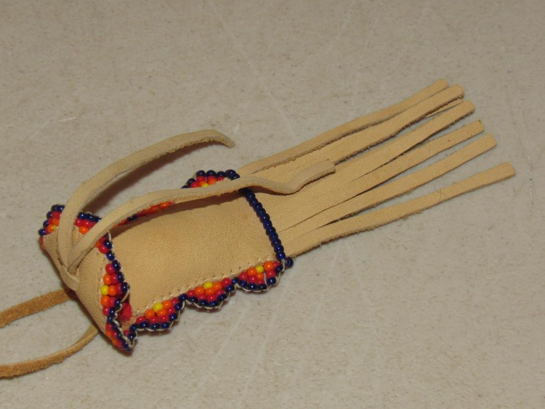 Native American Medicine Man Necklace - 4