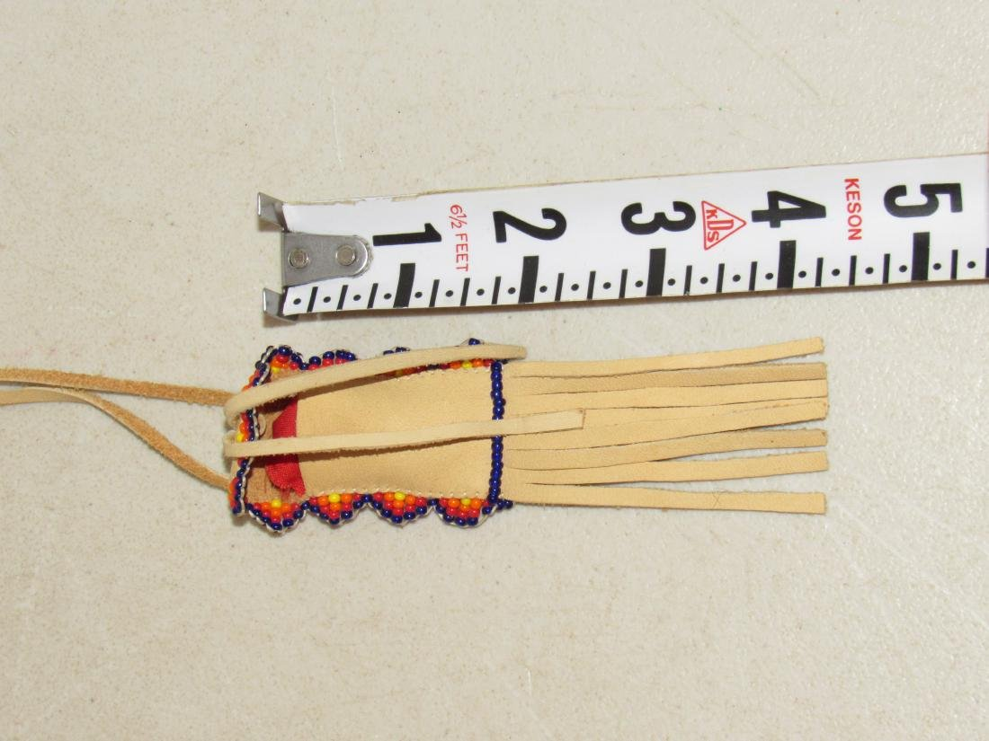Native American Medicine Man Necklace - 5
