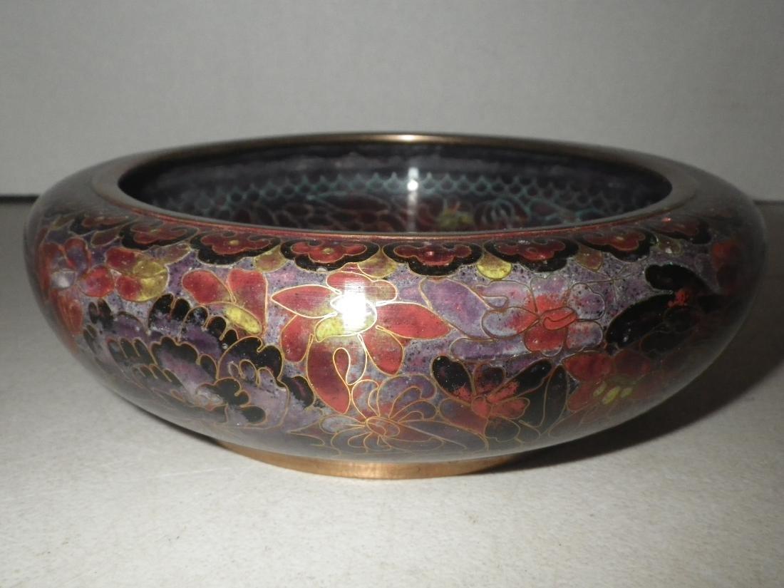 Cloisonne Bowl