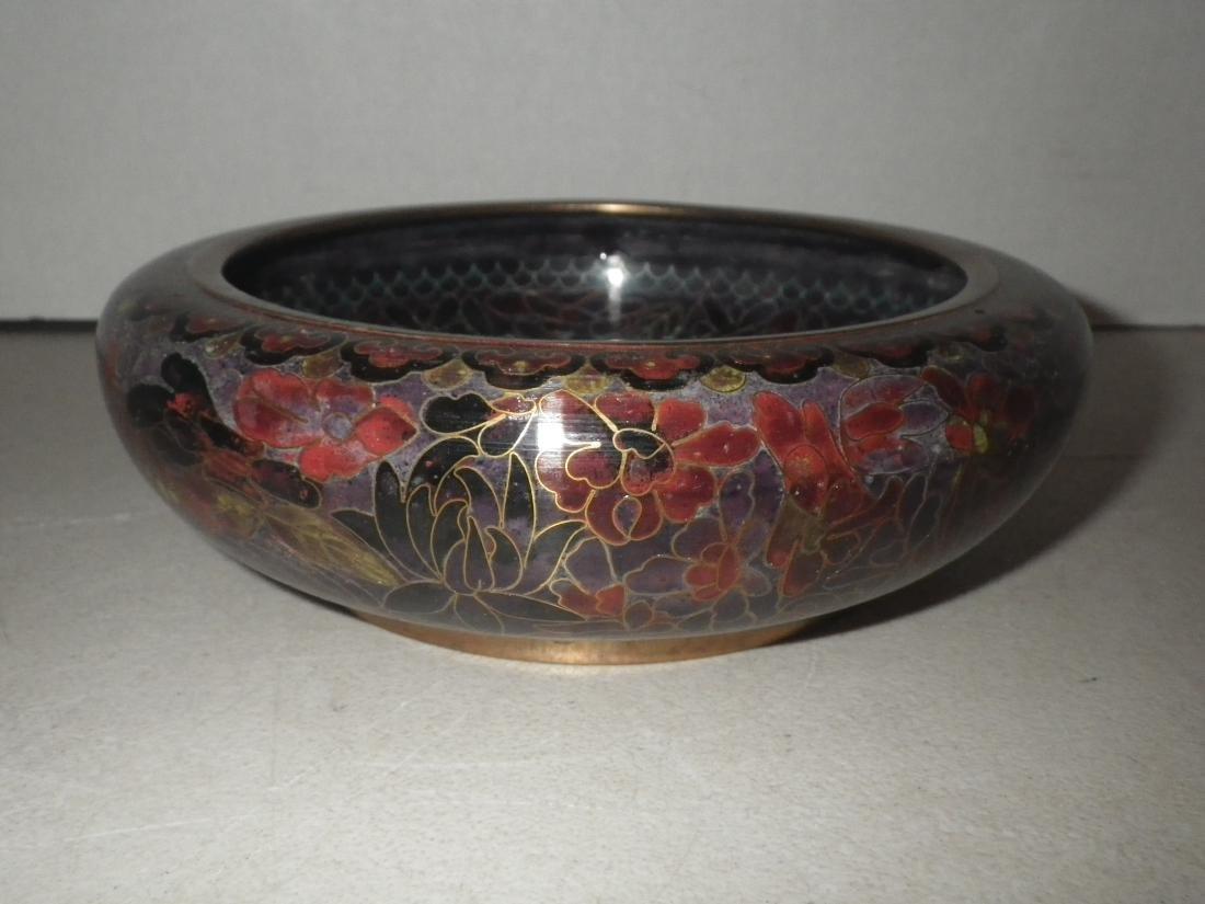 Cloisonne Bowl - 2