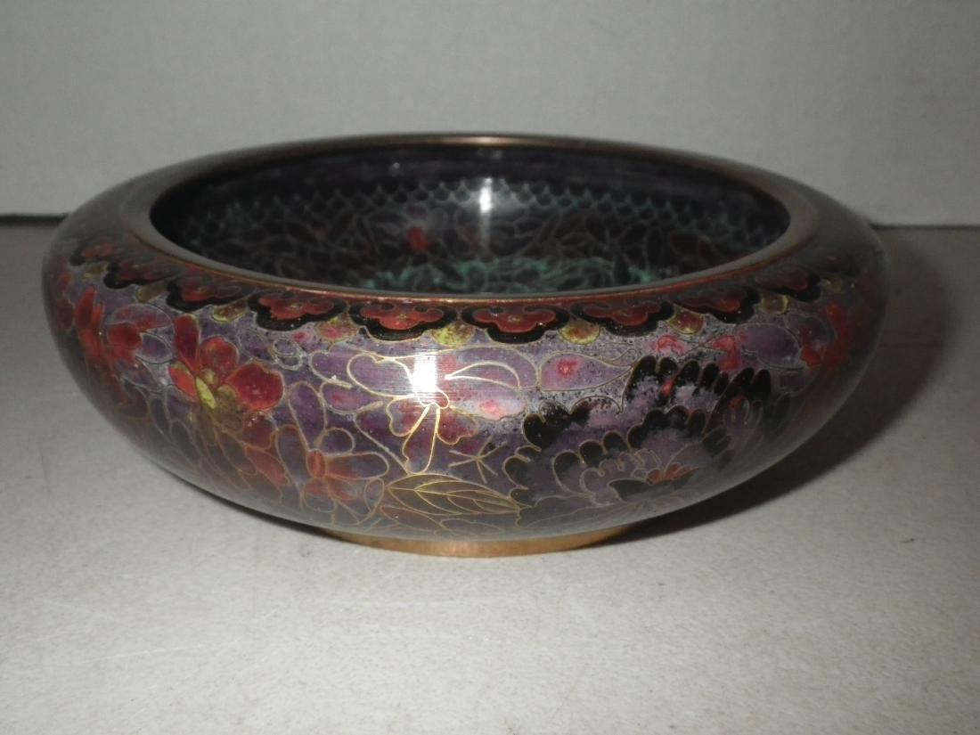 Cloisonne Bowl - 3