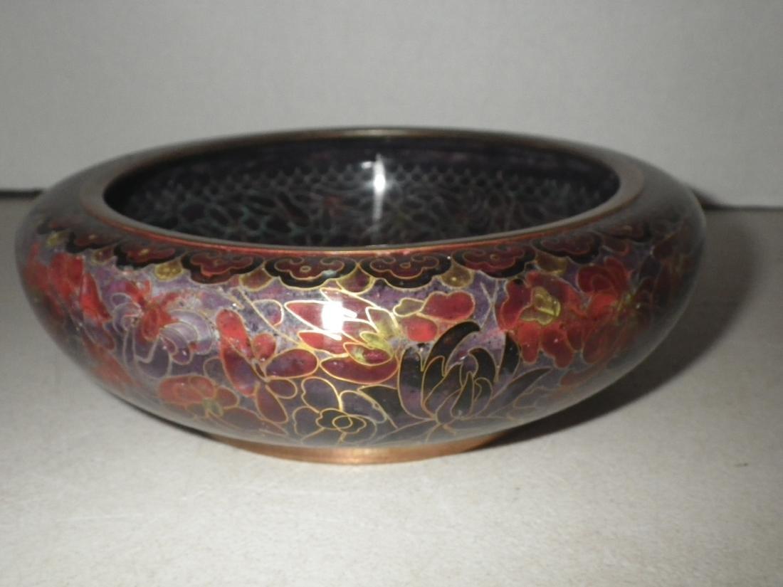 Cloisonne Bowl - 4