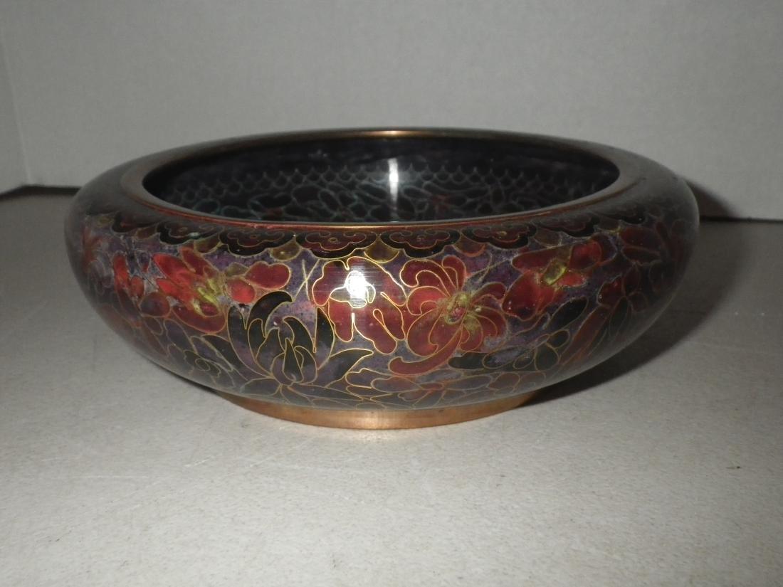 Cloisonne Bowl - 5