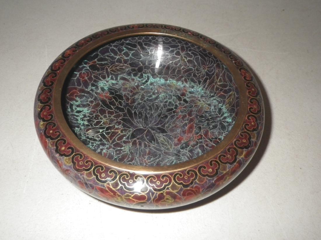 Cloisonne Bowl - 6