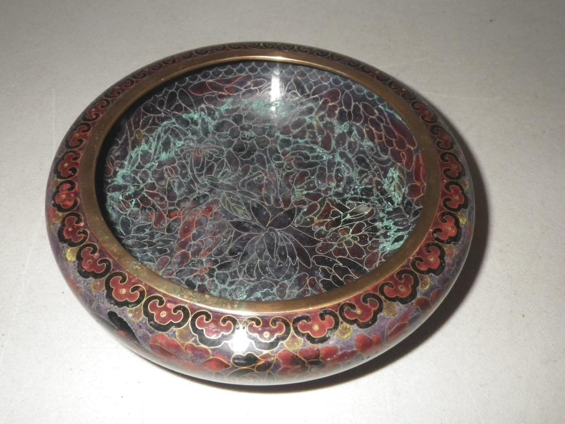 Cloisonne Bowl - 7
