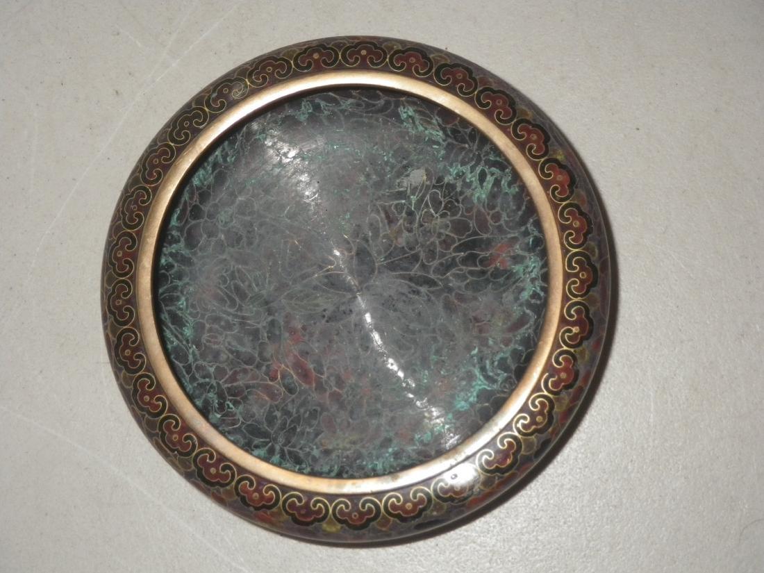 Cloisonne Bowl - 8