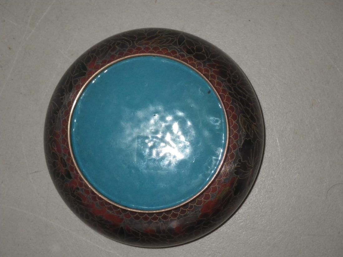 Cloisonne Bowl - 9