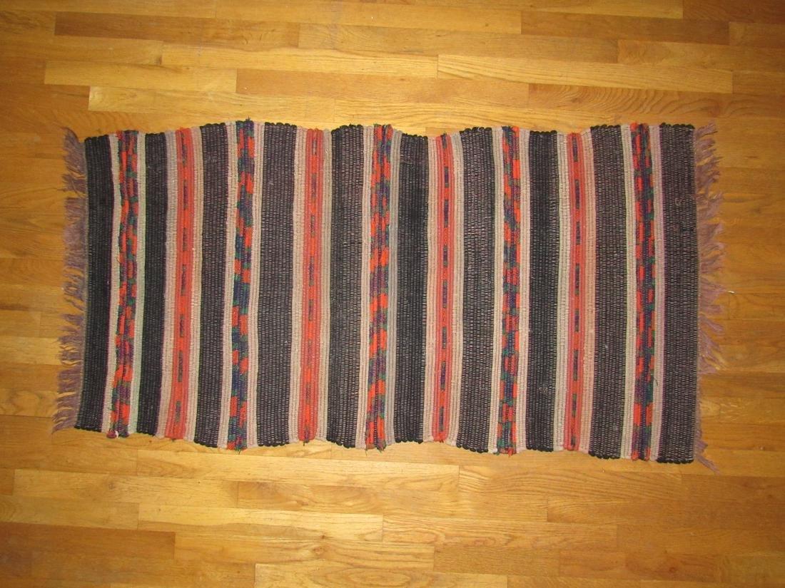 Native American rug - 2