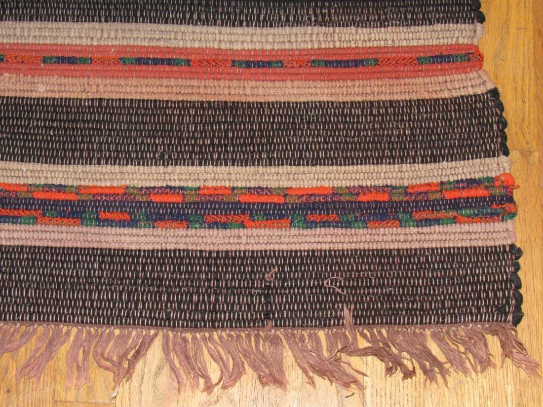 Native American rug - 3
