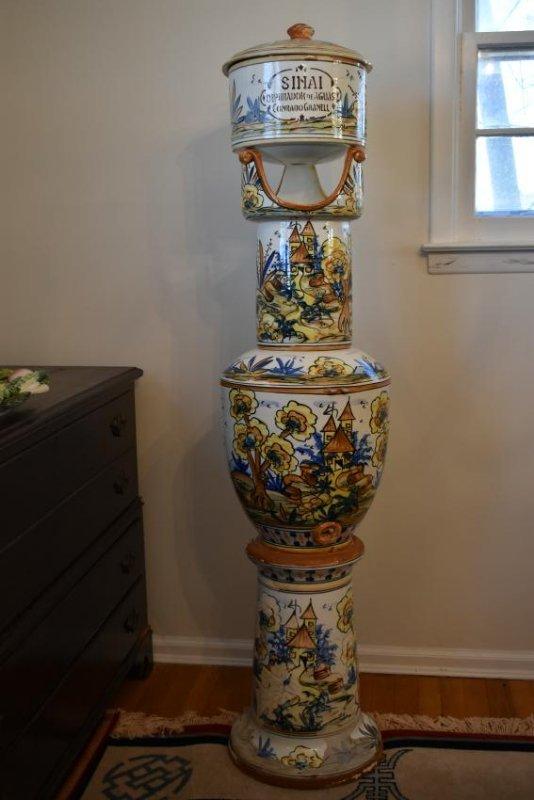 Conrado Granell Sinai Ceramic Water Filter