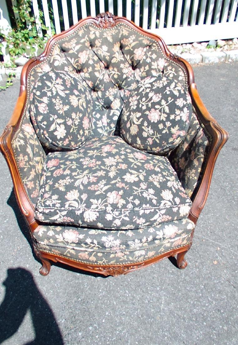 Needlepoint armchair Chair
