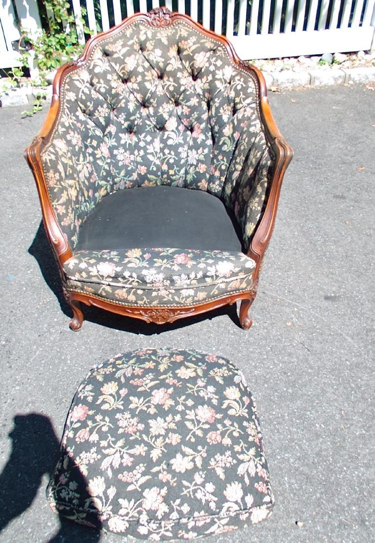 Needlepoint armchair Chair - 2
