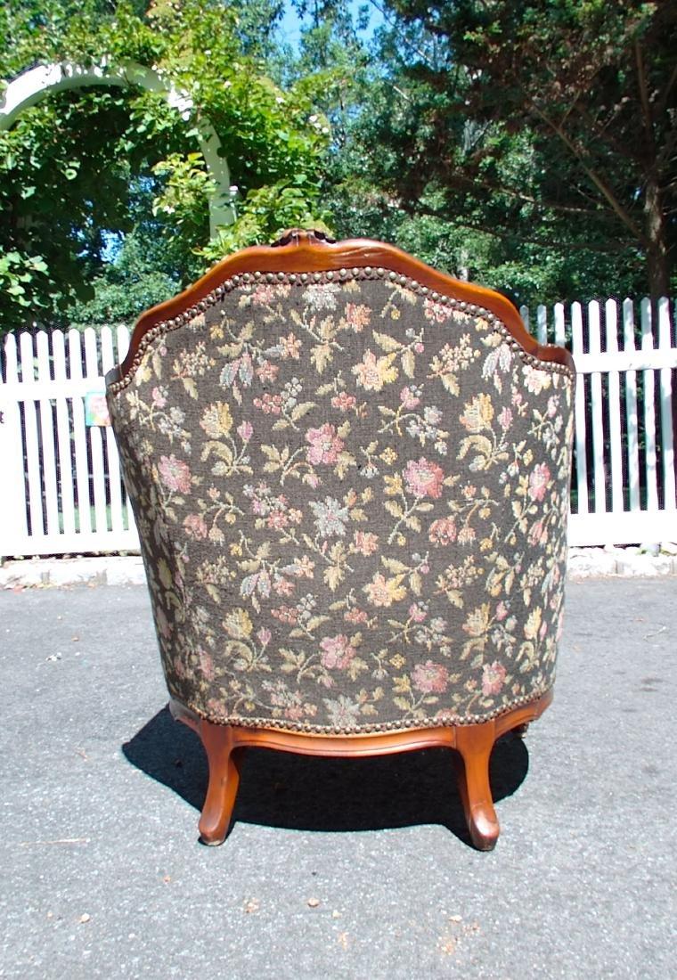 Needlepoint armchair Chair - 4